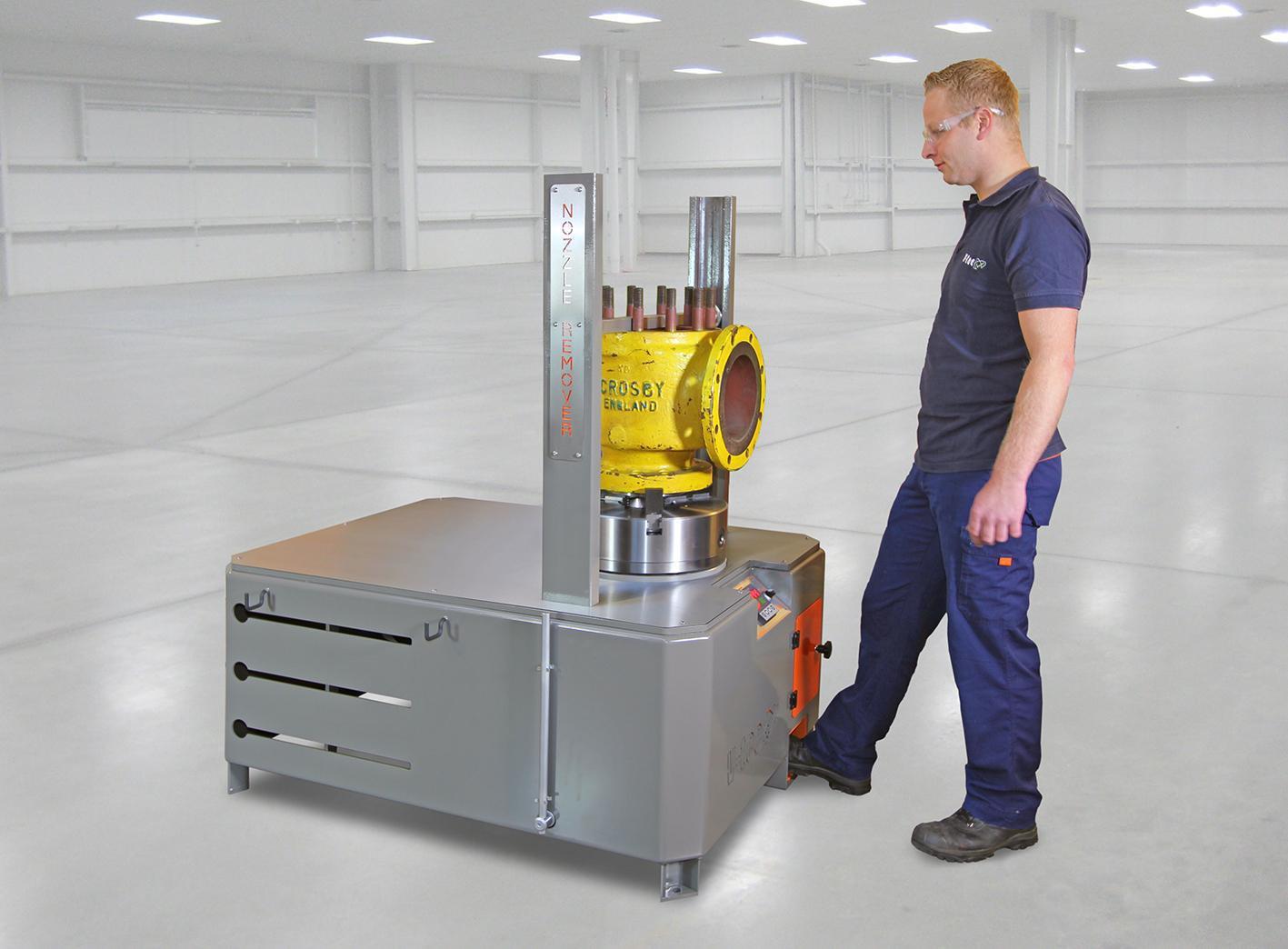 Pressure Relief Valve Nozzle Remover NR10